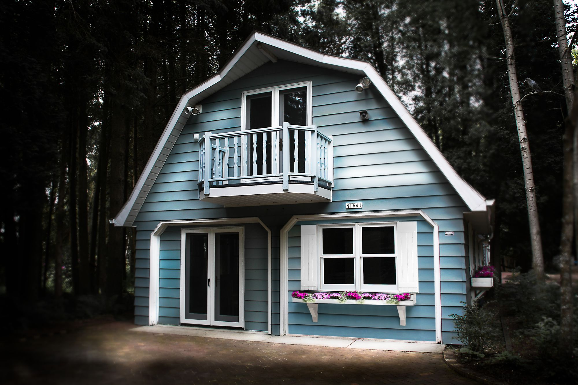 Cottage front House