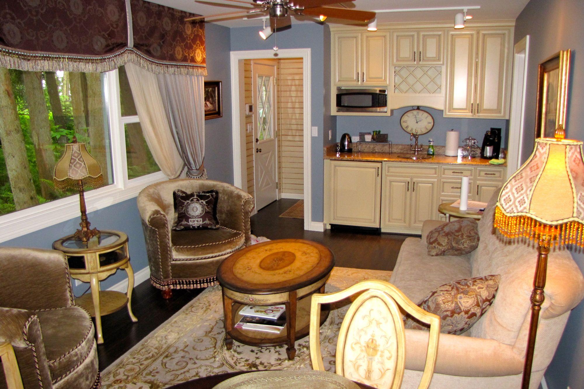 Cottage Livin Room South