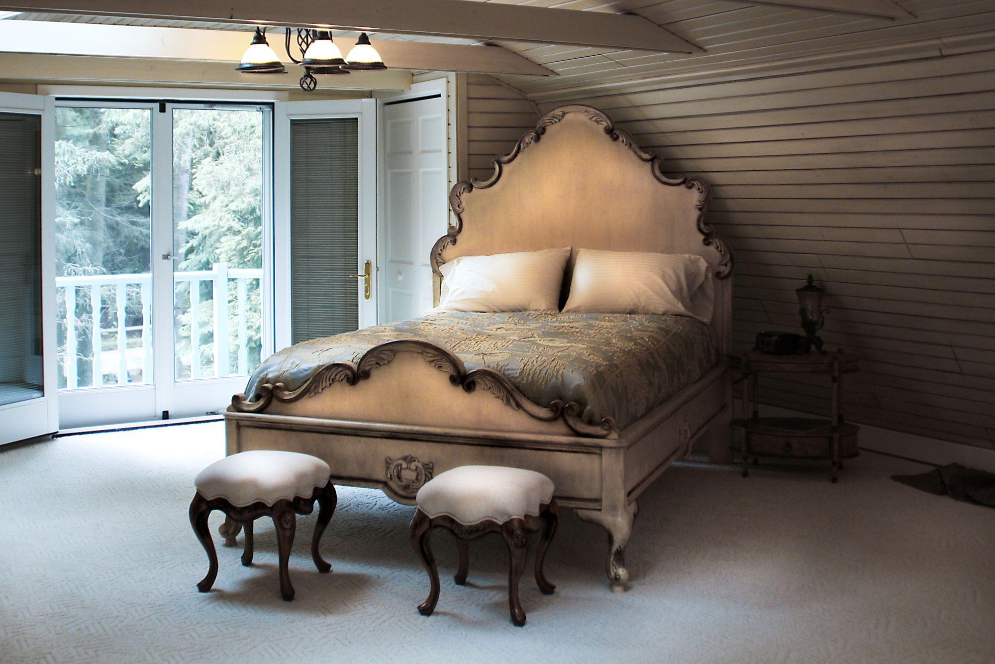 Cottage Mst. Bed