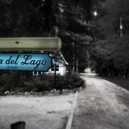 Casa del Lago Sign